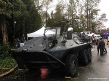 RCMP ERT vehicle